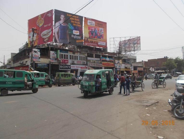 Shanti Niketan kIdwai Nagar Market, Kanpur