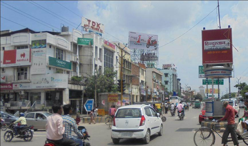 Cocacola Xing, Kanpur
