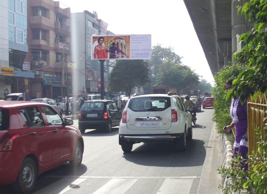 Preet Vihar Petrol Pump, New Delhi