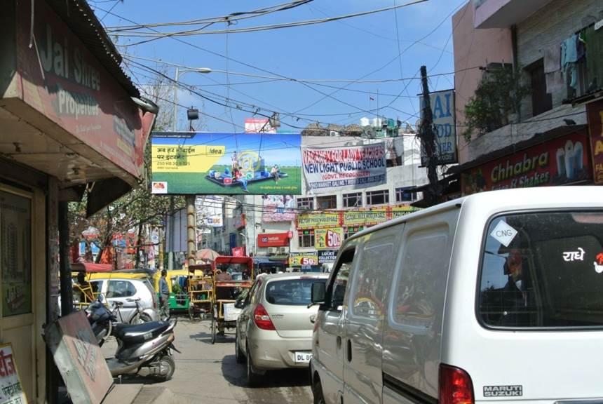Krishna Nagar Market, New Delhi