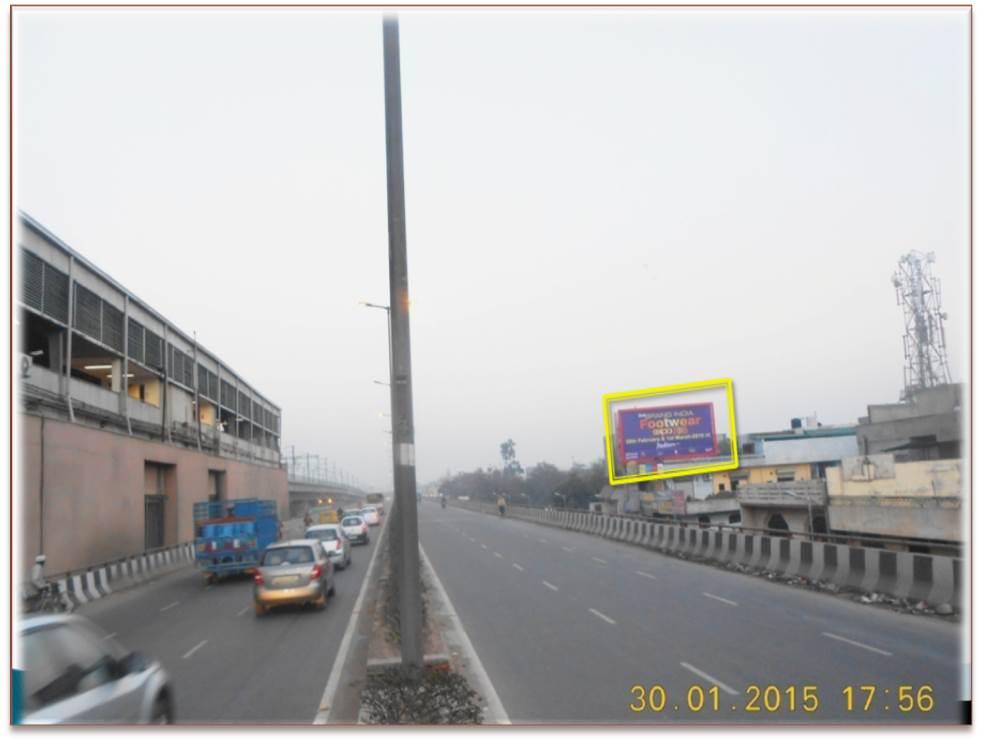Nangloi Flyover, New Delhi