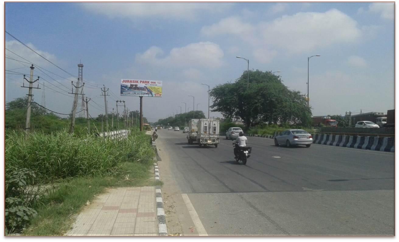 NH-8, New Delhi