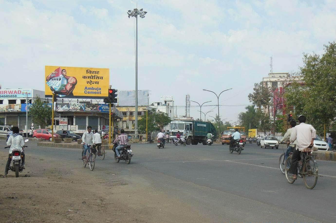 Wardhaman Nagar T-Point, Nagpur