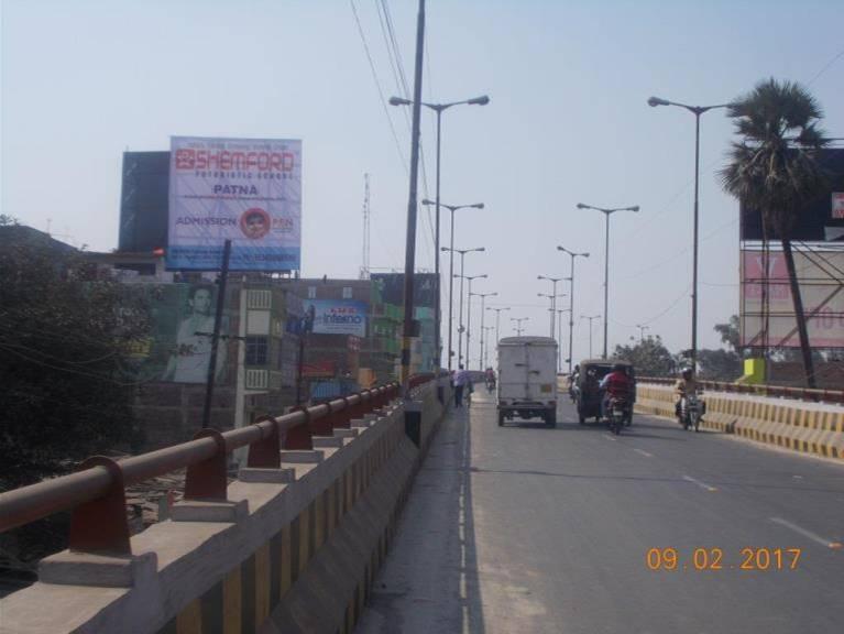 Agamkuan Overbridge, Patna