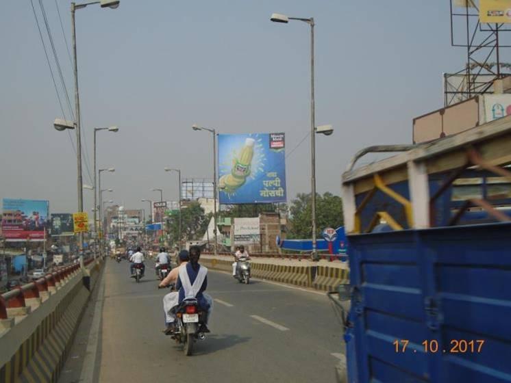 Kumhrar Overbridge, Patna
