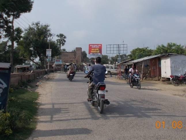 Bus Stand Road, Madhubani