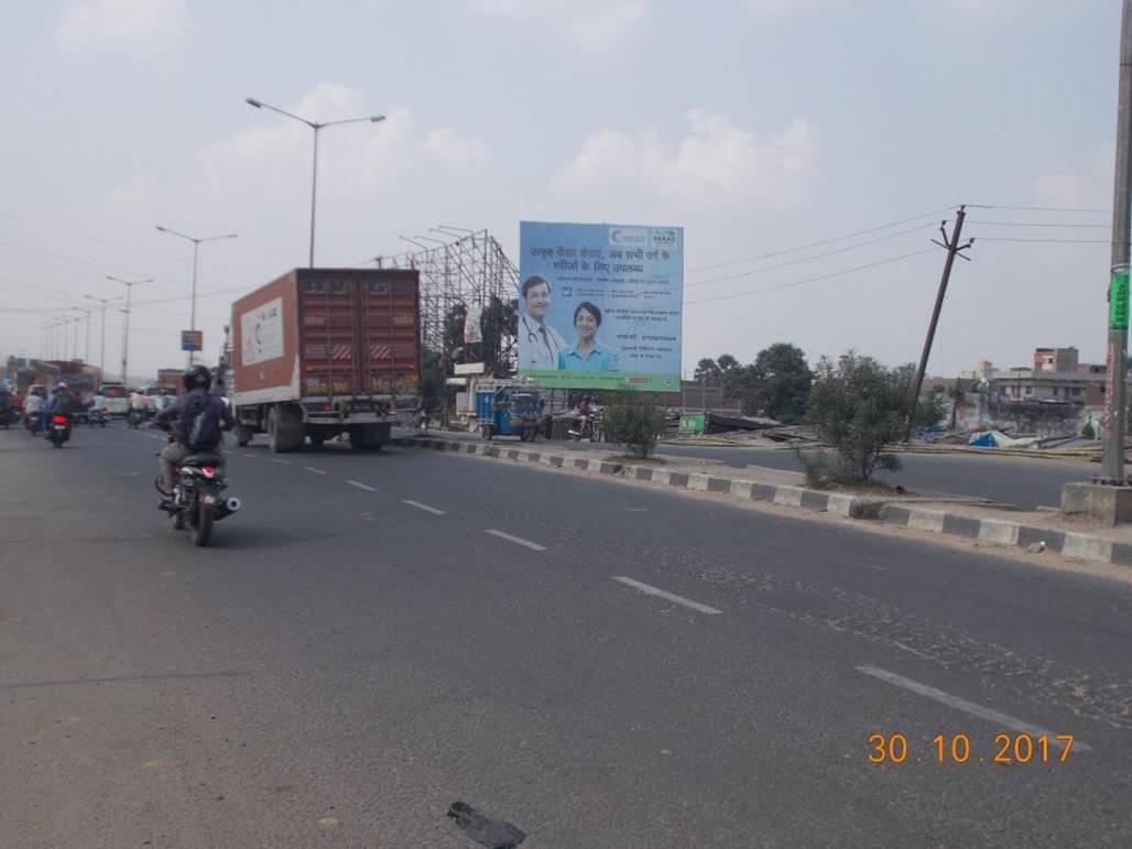 Zero Mile Nr. Gaya Turning, Patna