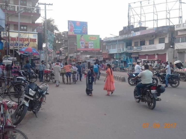 Dharamshala Road, Aurangabade