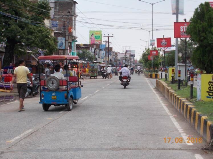 G.D College Road, Begusarai