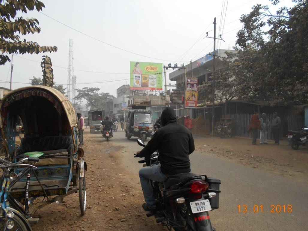 Jaunpul Turning, Motihari