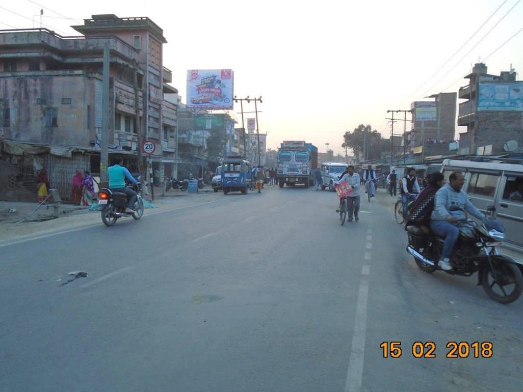 Hariwatika Chowk Nr. Petrol Pump, Bettiah