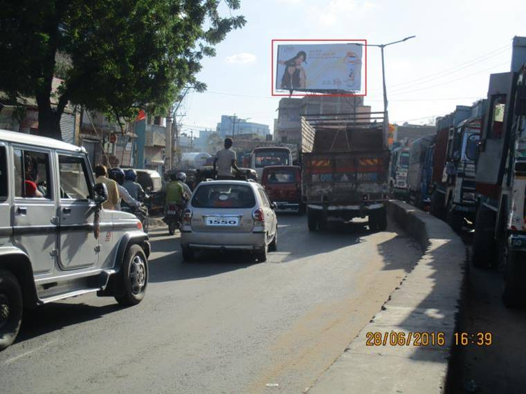 FulwariSharif Crossing, Patna