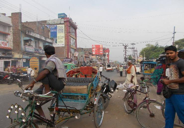 Ambedker Chowk, Gopalganj
