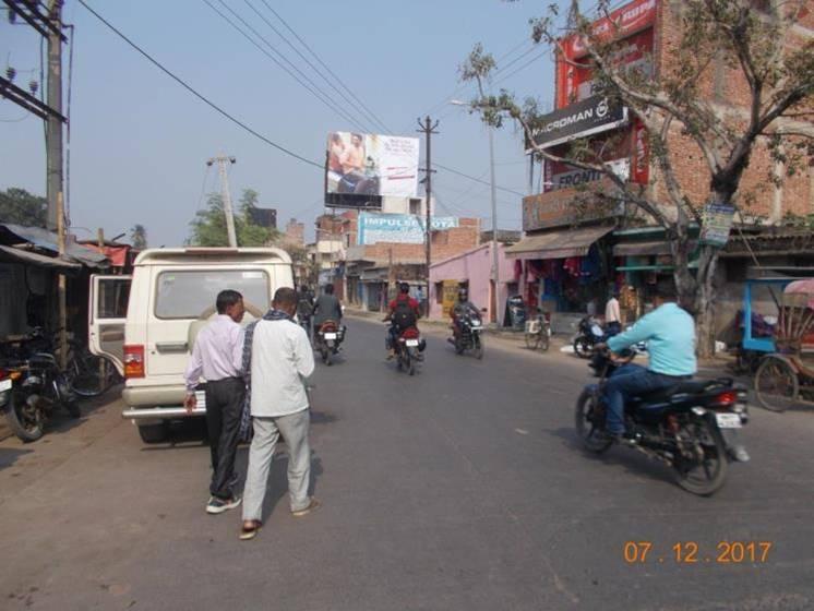 Bus Stand  Road Nr. Kathalwari, Darbhanga