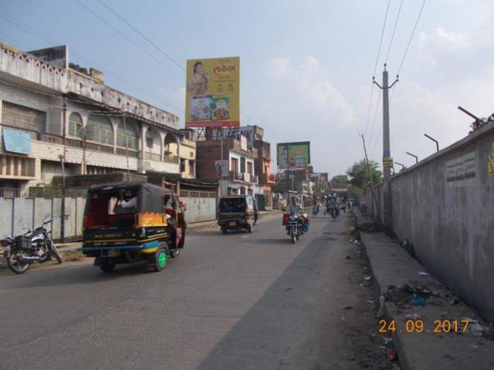 Bus Stand  Road Nr. Bela Turning, Darbhanga