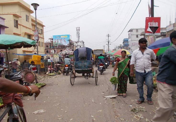 New Market, Katihar