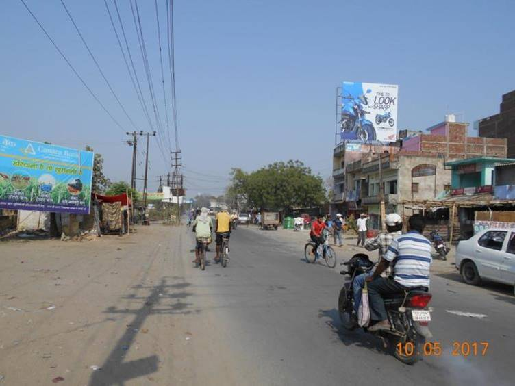 Manpur Main Road, Gaya