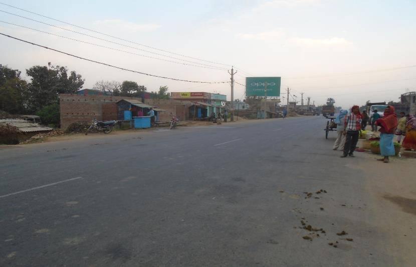 Entrance English Colony, Lakhisarai