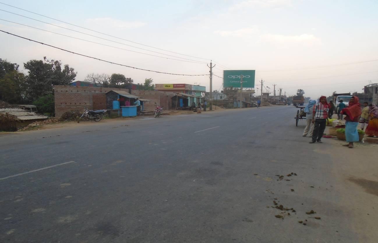 New Market Old Bus Stand, Lakhisarai