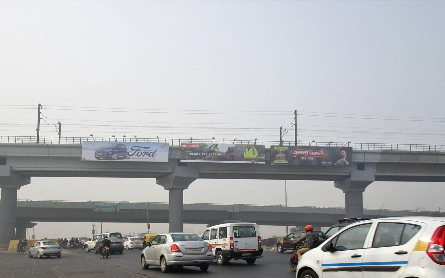 NH- 24 Noida Mod to New Delhi, Delhi