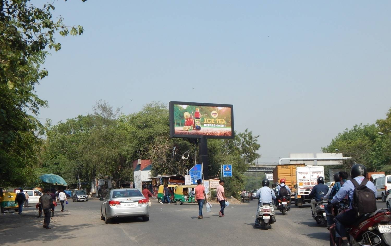 Nehru Place Lotus Temple Intersection, Delhi