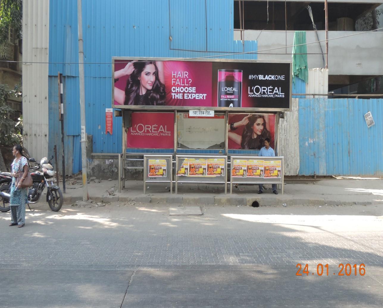 Khar linking Road Opp. United Colours of Benneton Up, Mumbai
