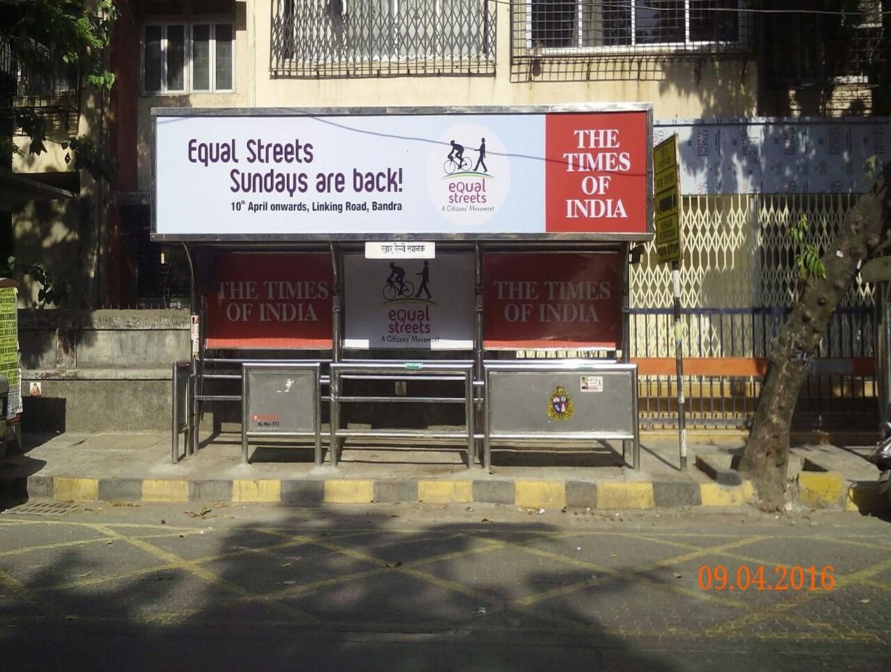 Khar SV Road Dn  Nr. Ramee International, Mumbai