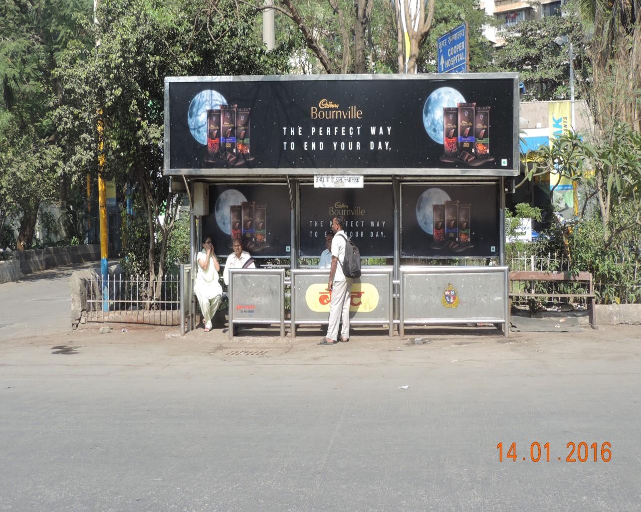JVPD Circle Dn, Mumbai
