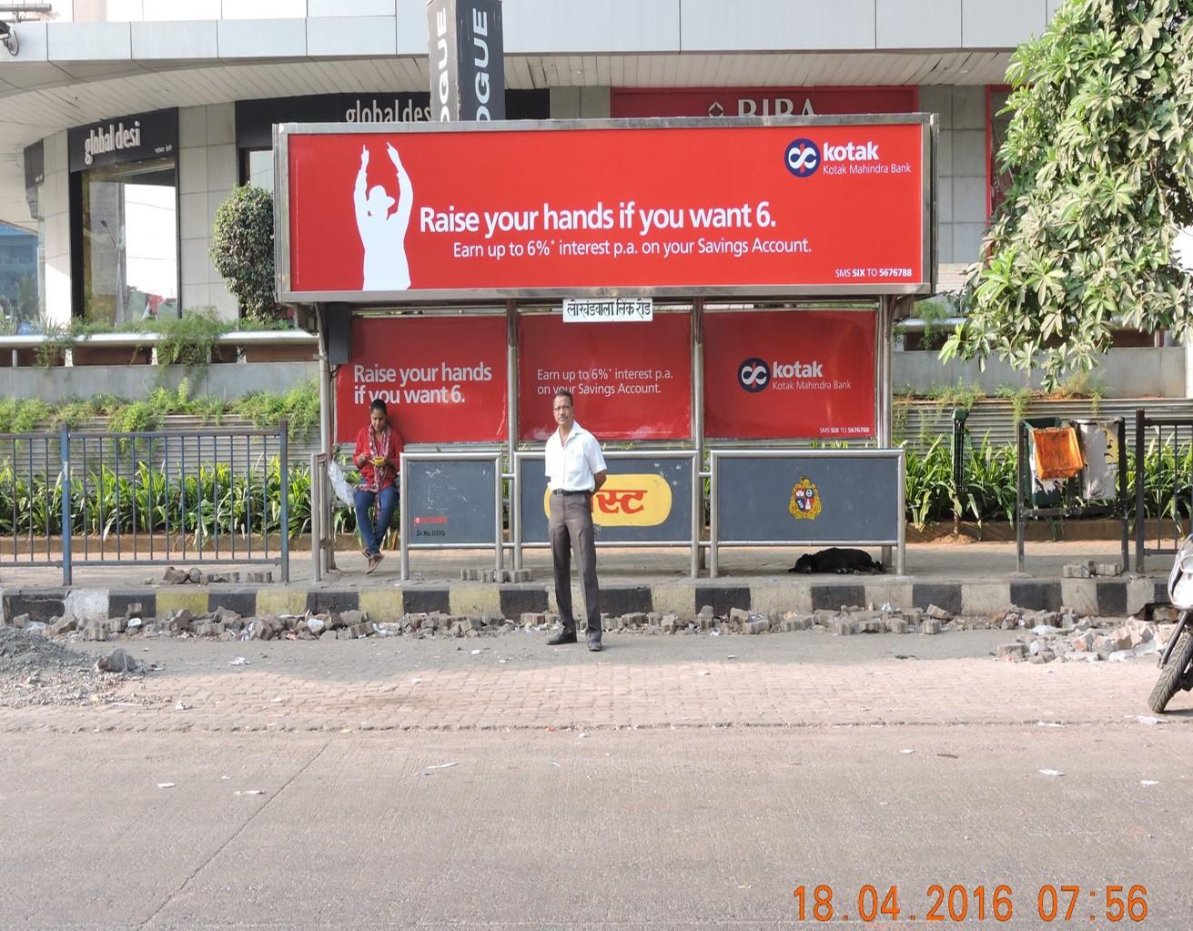 Lokhandwala O/s Infinity Mall UP, Mumbai