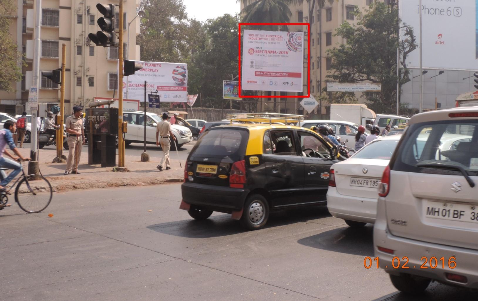 Byculla Junction MT, Mumbai