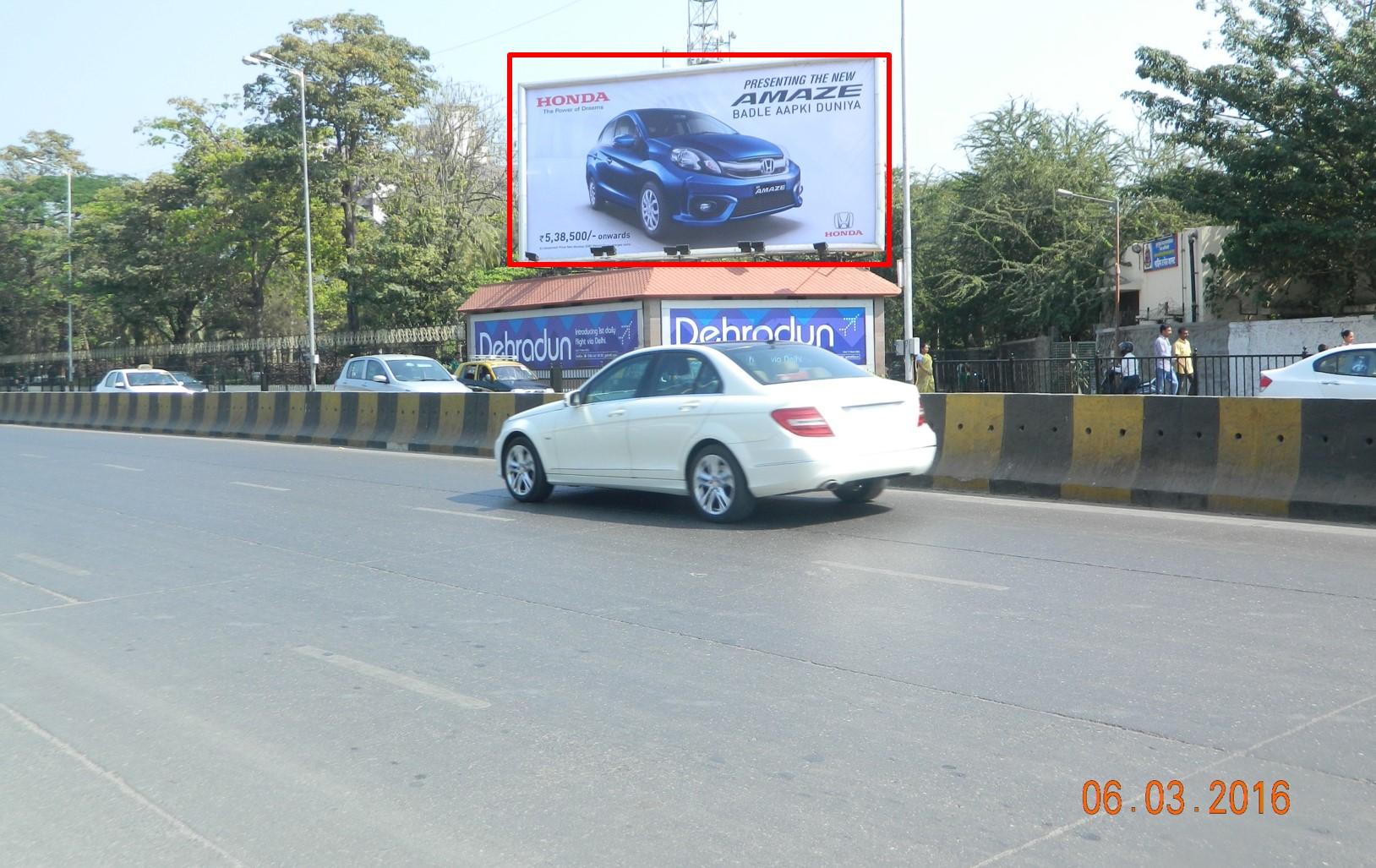 Mahim Causeawy on RHS Kamala Raheja Garden ET, Mumbai