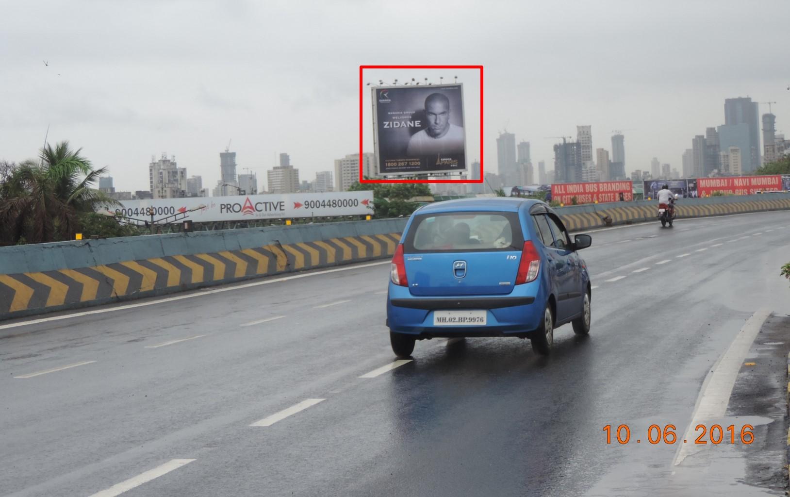 Bandra Thakare Flyover MT, Mumbai