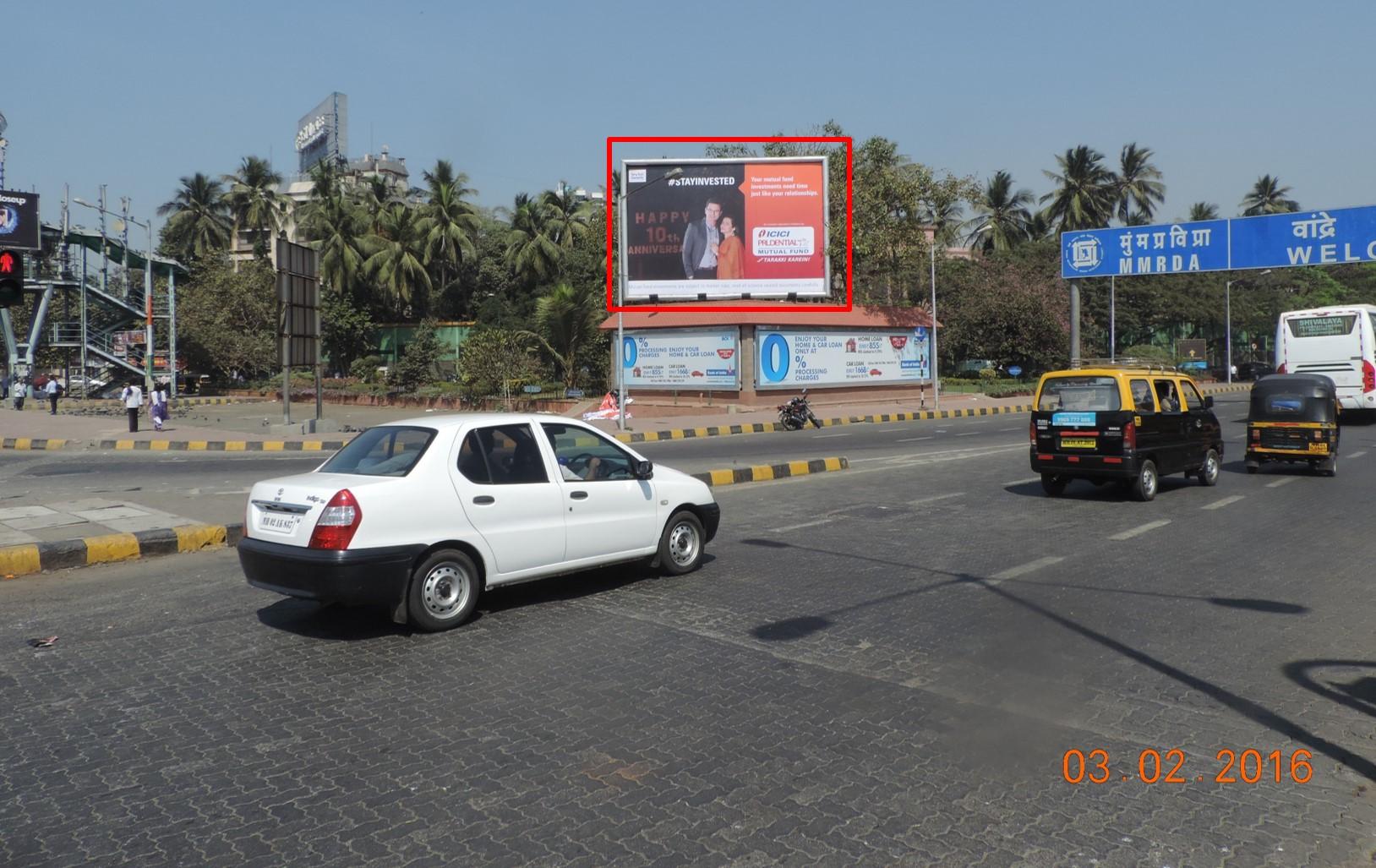 BKC – Kalanagar  ET, Mumbai