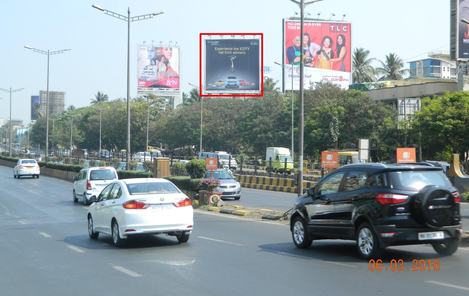 Thakare Flyover ET, Mumbai