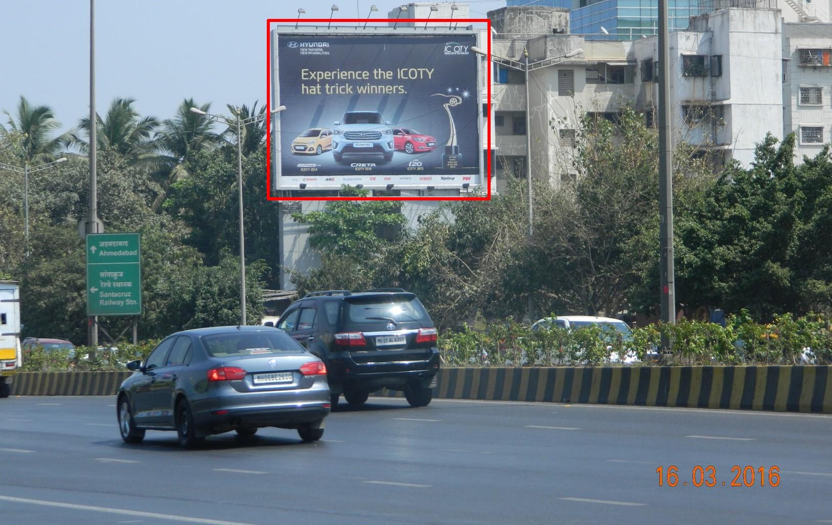 Before Vakola Flyover Teachers Colony ET, Mumbai