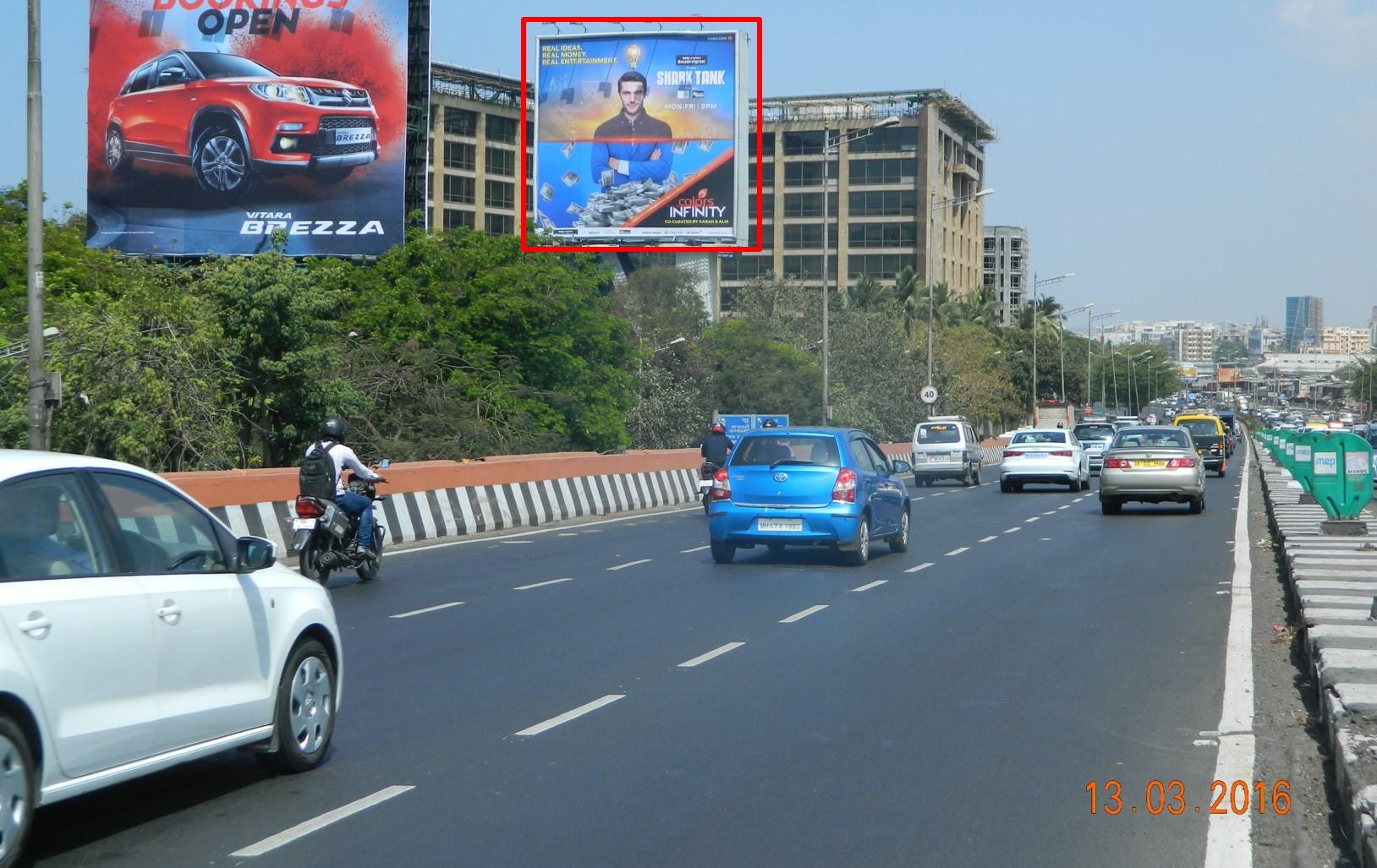 Vakola Flyover Nr Reliance ET, Mumbai