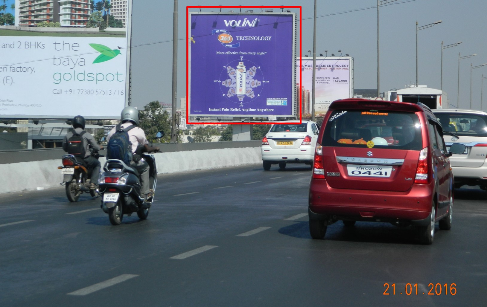 WEH, Andheri Jog Flyover ET, Mumbai