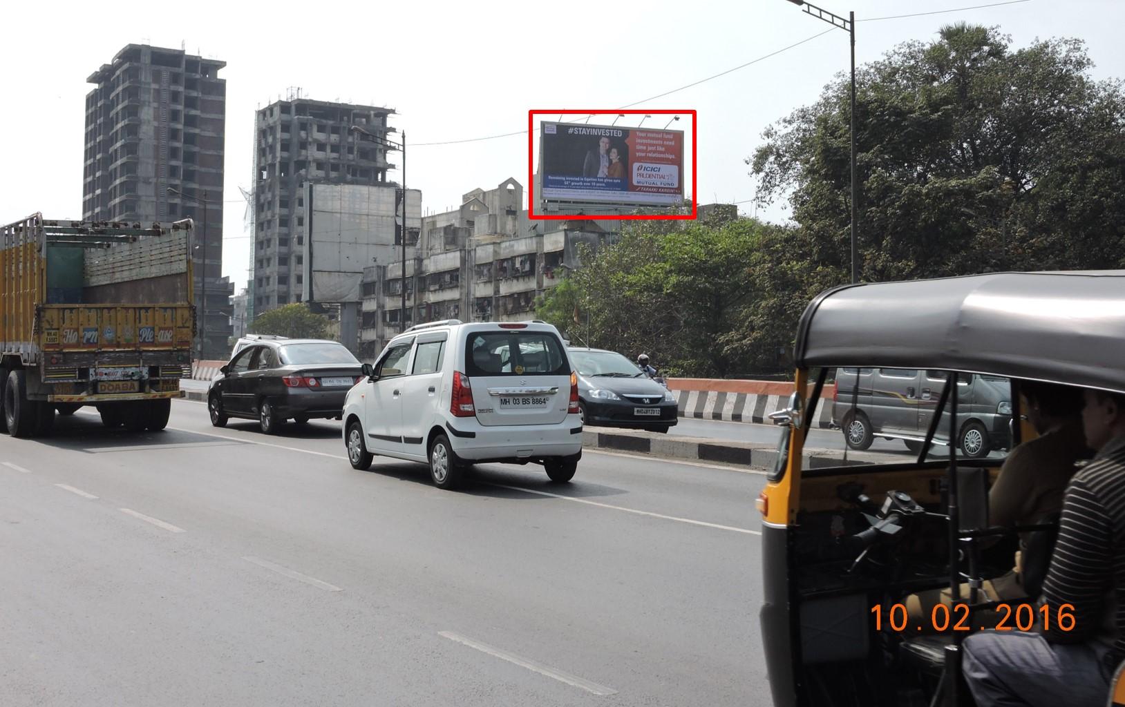 WEH, Goregaon Arey Flyover MT, Mumbai