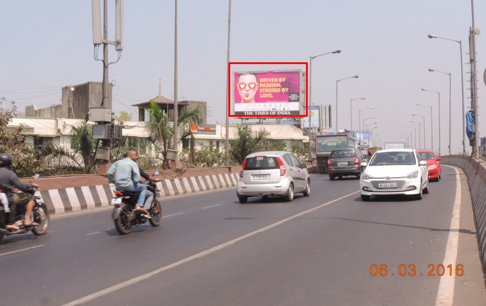 Sion Flyover ET, Mumbai