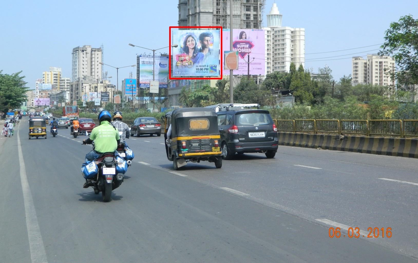 Thane Ghodbunder Road, Opp.Hyper City  ET, Mumbai