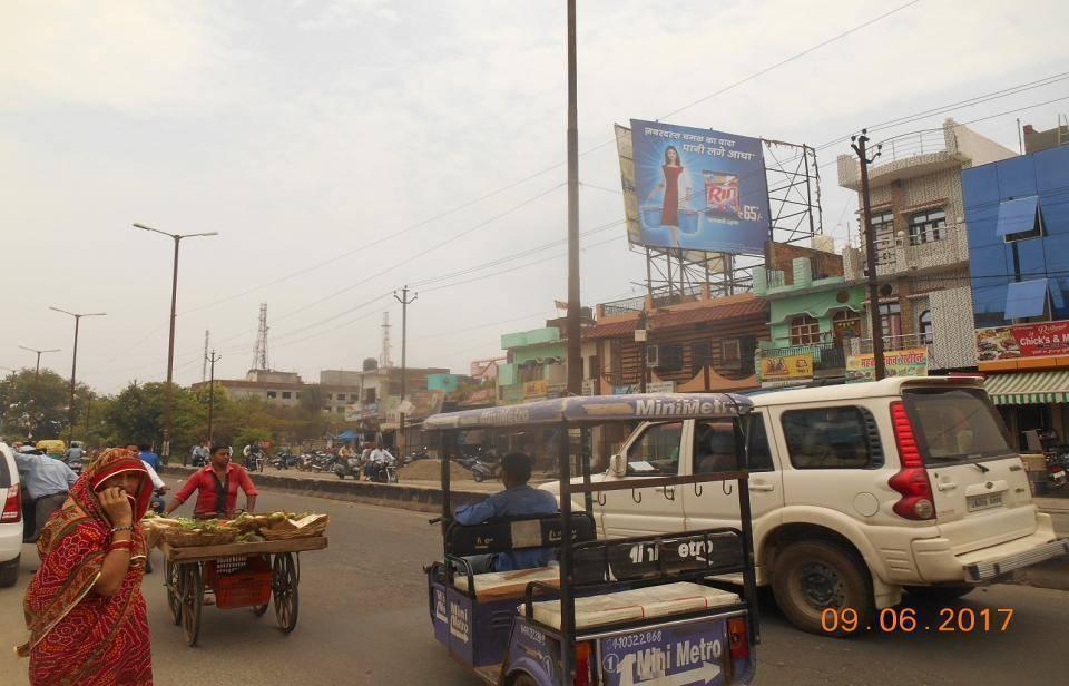 Majholi Chauraha, Moradabad