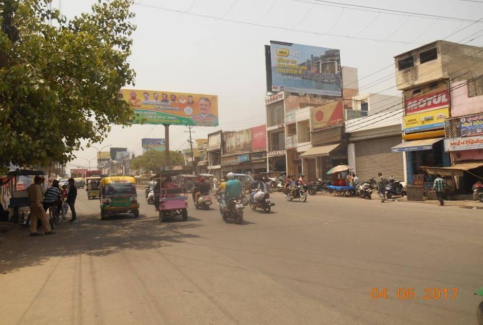 Kashipur Bus Stand, Moradabad