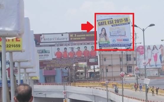 Kankarbagh fly over bridge, Patna