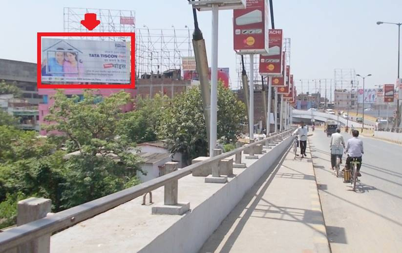 Kankarbagh fly over bridge, Patna