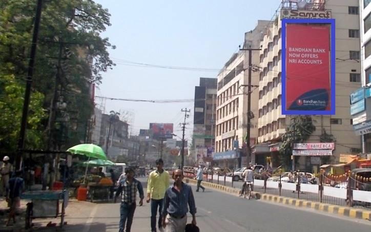 Dakbanglow Chowk, Patna