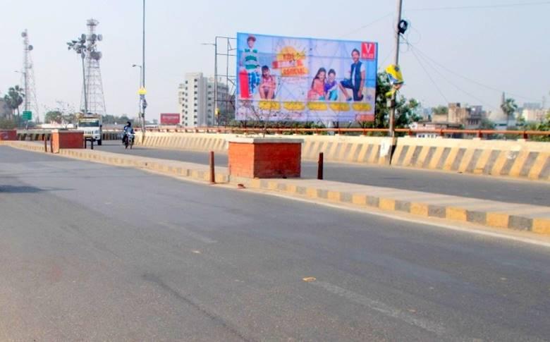 Mithapur fly over bridge, Patna