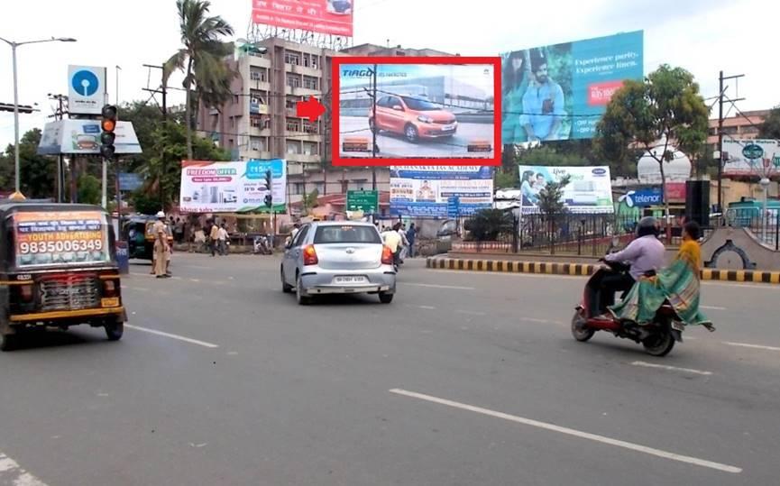 Gandhi Maidan Chowk, Patna