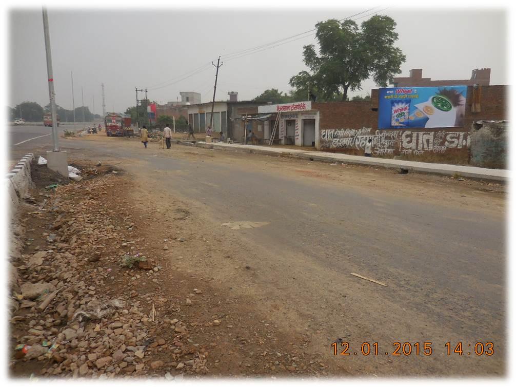 Auraiya Bypass, Etawah
