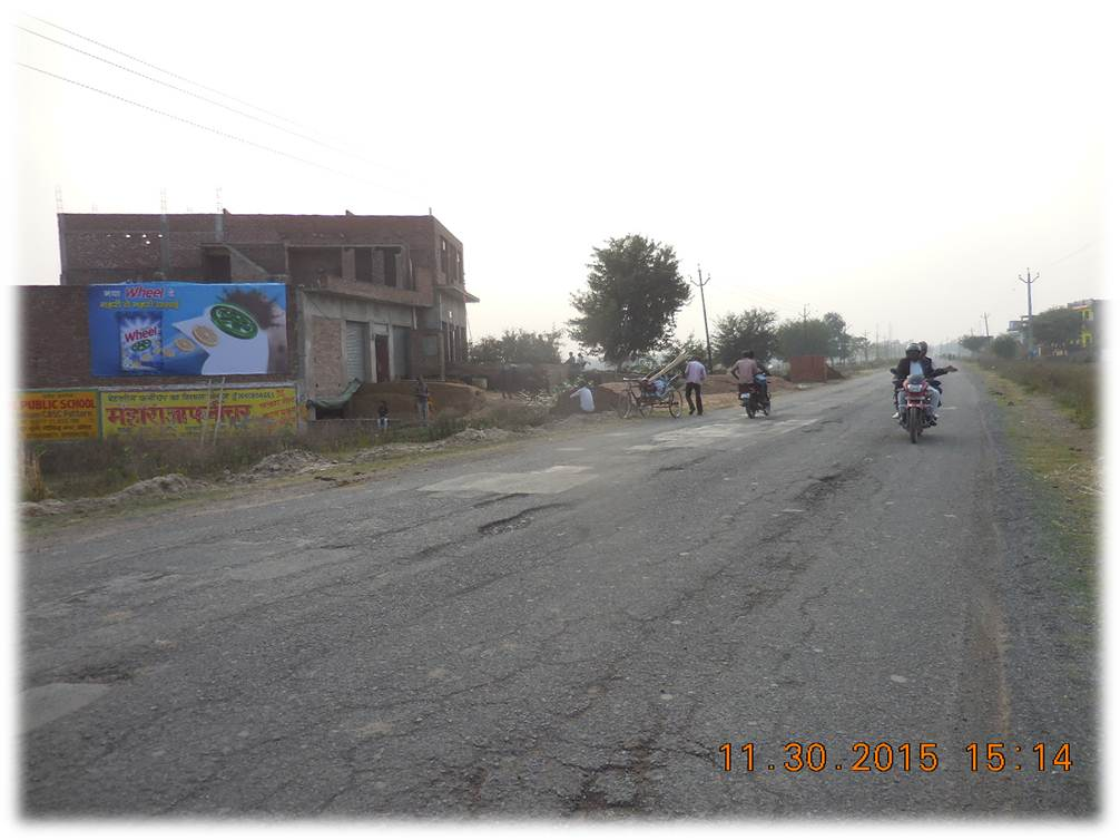 Dibiyapur Bypass, Etawah