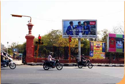 Outside Ramniwas Garden new gate, Jaipur